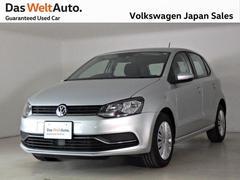 VW ポロTSI コンフォートライン 認定中古車 ACC SDNAVI