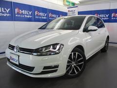 VW ゴルフTSI HighlineBMT Democar