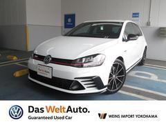 VW ゴルフGTIクラブスポーツ ストリートエディション 認定中古車