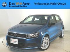 VW ポロブルーGT ナビ ETC