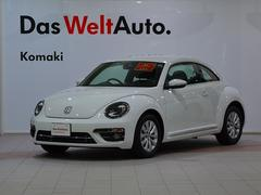 VW ザ・ビートルDesign 認定中古車 NAVI ETC
