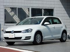 VW ゴルフTSI Trendline BlueMotion Technology Democar