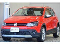 VW ポロクロスポロ ナビ ETC Rカメラ 認定中古車