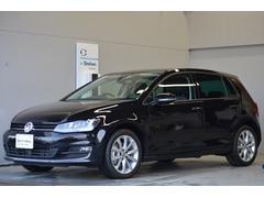 VW ゴルフTSI Highline BlueMotion Technology Navi Xenon