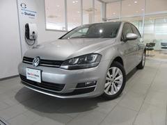 VW ゴルフTSI Comfortline BlueMotion Technology NAVI ETC