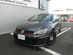 VW ゴルフGTIGTI Performance SSDnavi
