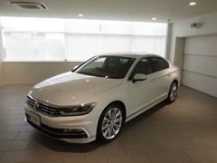 VW パサート2.0TSI R−Line DEMO CAR