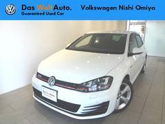 VW ゴルフGTIGTI NaviEtcBc