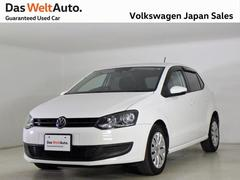 VW ポロ1.4 コンフォートライン 純正ナビ ETC 認定中古車