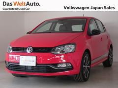 VW ポロwith beats 限定200台 登録済未使用 認定中古車