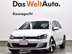 VW ゴルフGTIGTI 6MT DCC