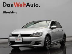 VW ゴルフTSIハイラインブルーモーションテクノロジー SR DCC