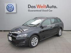 VW ゴルフヴァリアントTSI Comfortline DisPro ETC