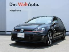 VW ゴルフGTIGTI DCC 純正ナビ バックカメラ 認定中古車