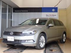 VW パサートヴァリアントTSI Eleganceline 1オーナー LEDライト