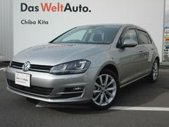 VW ゴルフ TSI Highline BlueMotion ナビ