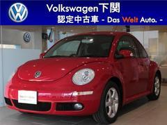 VW ニュービートルプライムエディション HDDナビ バックセンサー