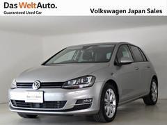 VW ゴルフTSI コンフォートライン限定車コネクト ナビ ACC 認定