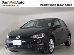 VW ゴルフTSIコンフォートライン コネクト 当社試乗車