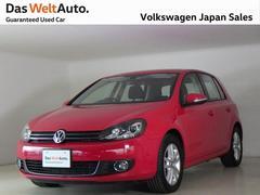 VW ゴルフTSIコンフォートライン SDNAVI キセノン 認定中古車