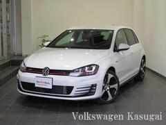VW ゴルフGTIGTI Navi DCC