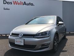 VW ゴルフTSI ハイライン DCC Navi BC ワンオーナー