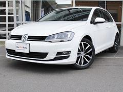 VW ゴルフ TSI Highline BlueMotion Technology Discover DCC