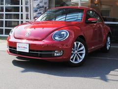 VW ザ・ビートル Design Leather Package NAVI ETC