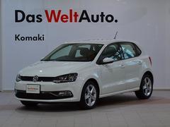 VW ポロTSI Highline 認定中古車 NAVI ETC