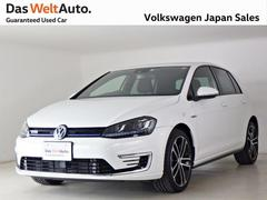 VW ゴルフGTE GTE DCC Package
