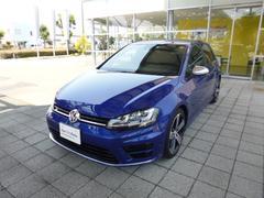 VW ゴルフR1オーナー 禁煙車 純正ナビ レザーシート ETC