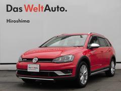 VW ゴルフオールトラックTSI 4MOTION Upgrade Package DiscoverPRO