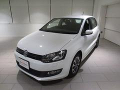 VW ポロ BlueMotion DEMO CAR
