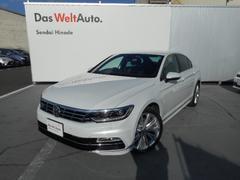 VW パサート2.0TSI R−Line DEMOCAR
