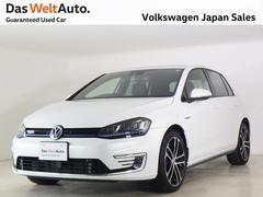 VW ゴルフGTEGTE PHV DCCパッケージ デモカー使用車認定中古車