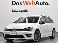 VW ゴルフRヴァリアントR Carbon Style NAVI ETC BC