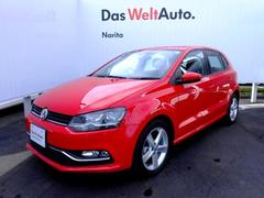 VW ポロ TSI Highline VW認定中古車  Navi+ETC