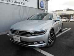VW パサートヴァリアントTSI Comfortline DEMOCAR