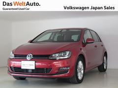 VW ゴルフ限定車Lounge NaviBC 専用色 認定中古車