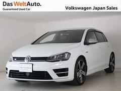 VW ゴルフRR 4Motion 280Ps ワンオーナー 認定中古車