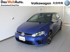 VW ゴルフRR DEMO CAR