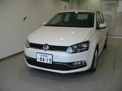 VW ポロTSI Highline DEMO CAR