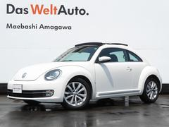 VW ザ・ビートルDesign Leather Pg SR Navi BC
