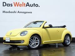 VW ザ・ビートル・カブリオレNavi ETC