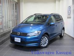VW ゴルフトゥーランTSI Comfortline Navi ETC2.0