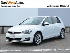 VW ゴルフTSI Comfortline Connect Demo Car