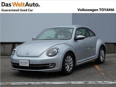 VW ザ・ビートルDesign SD Navi ワンオーナー キセノン