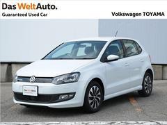 VW ポロBlueMotion ACC Navi デモカー
