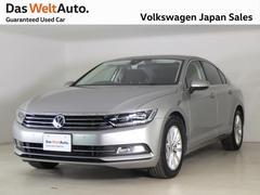 VW パサートTSI コンフォートライン 純正ナビ LED 認定中古車