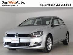 VW ゴルフハイライン 純正ナビ Rカメラ ACC LKA 認定中古車